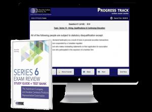 Series 6 Textbook & Exam Prep Software