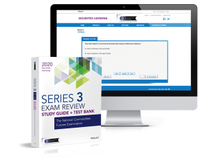 Series 3 Textbook & Exam Prep Software