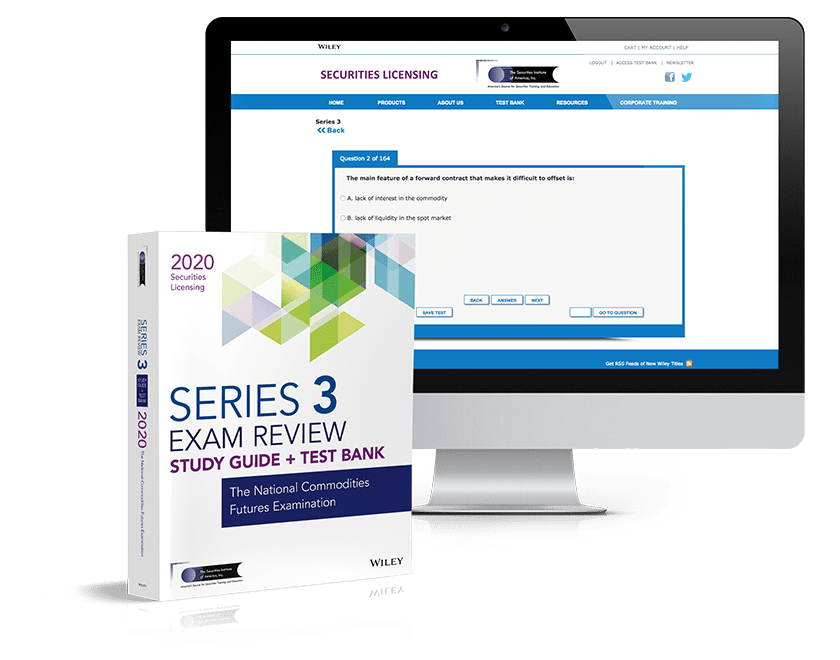 Series exam Text and testbank