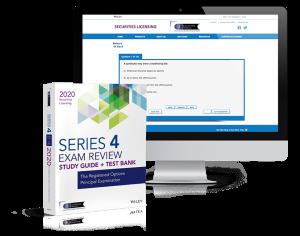 Series 4 Textbook & Exam Prep Software