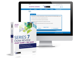 Series 7 Study Guide and Test bank
