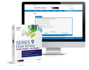 Series 9 Textbook & Exam Prep Software
