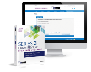 Series 3 exam review and test bank