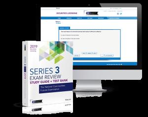 Series 3 Textbook & Exam Prep Software