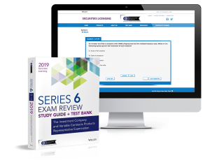 Series 6 Textbook & Exam Prep Software