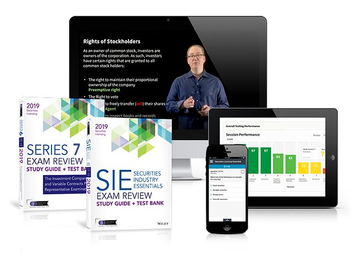 SIE and series 7 top off exam complete study solution