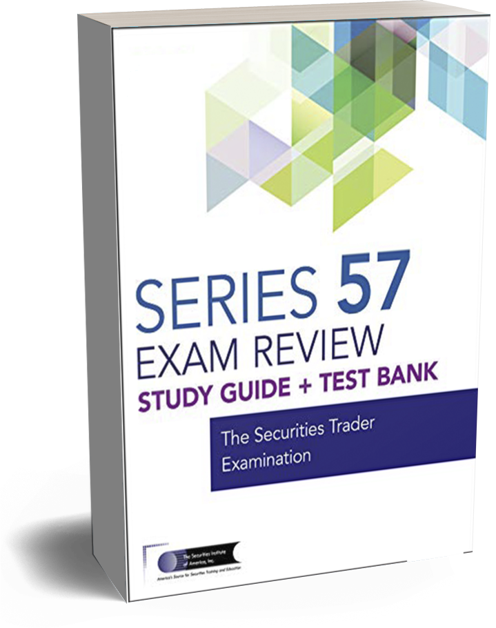 Series 57 study Guide