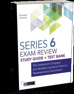 Series 6 Exam Textbook