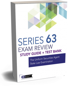 Series 63 study Guide