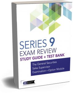 Series 9 Exam Textbook