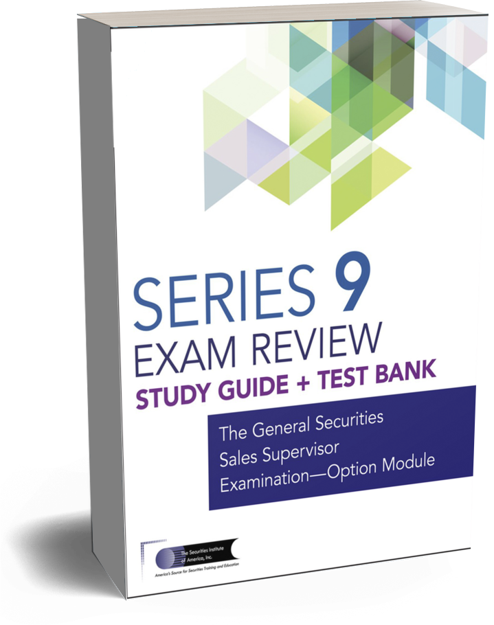 Series 9 Study Guide