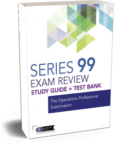 Series 99 Study Guide