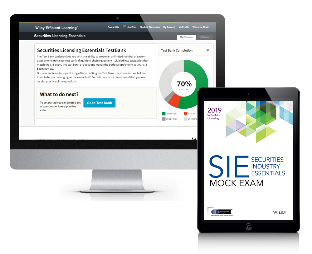 SIE Exam Prep Software