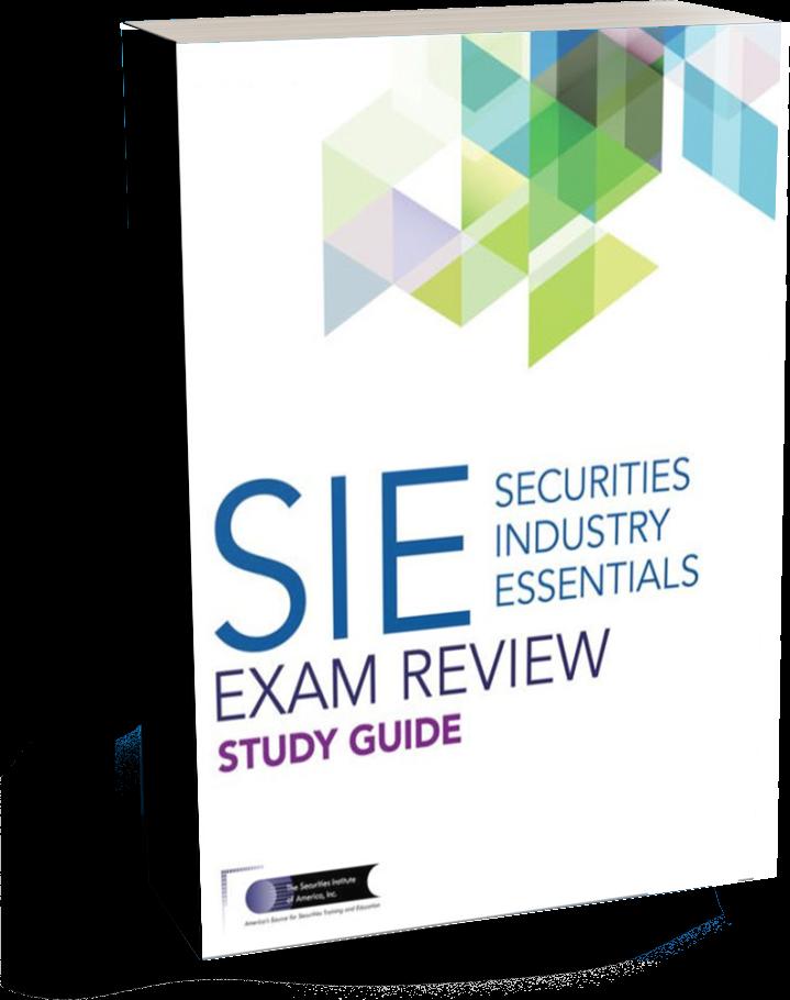 SIE Exam Study Guide