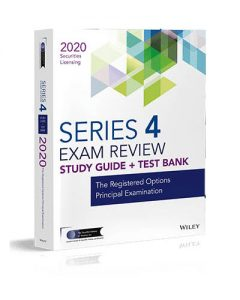 Series 4 Exam Textbook