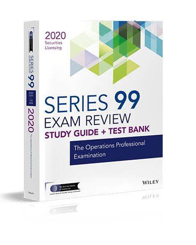 Series 99 Study Material