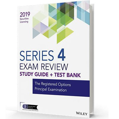Series 4 exam text book and review guide