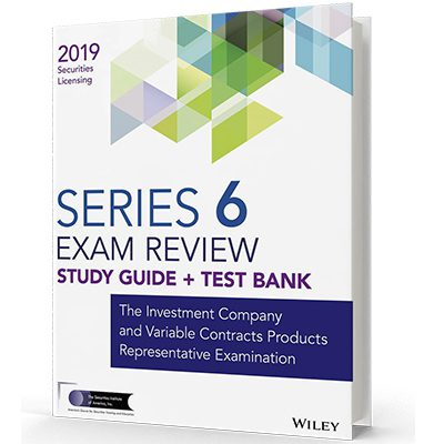 Series 6 exam textbook and study guide