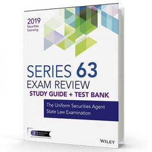 Series 63 exam textbook and study guide