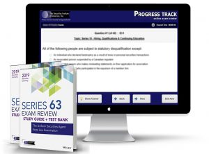 Series 63 exam review study guide and test bank