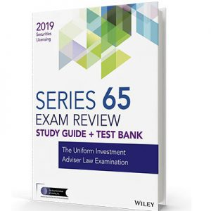 Series 65 exam textbook and study guide