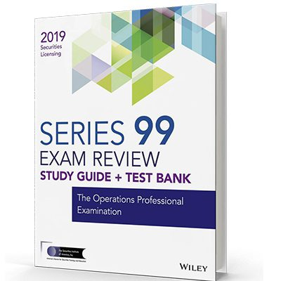 Series 99 exam textbook and study guide