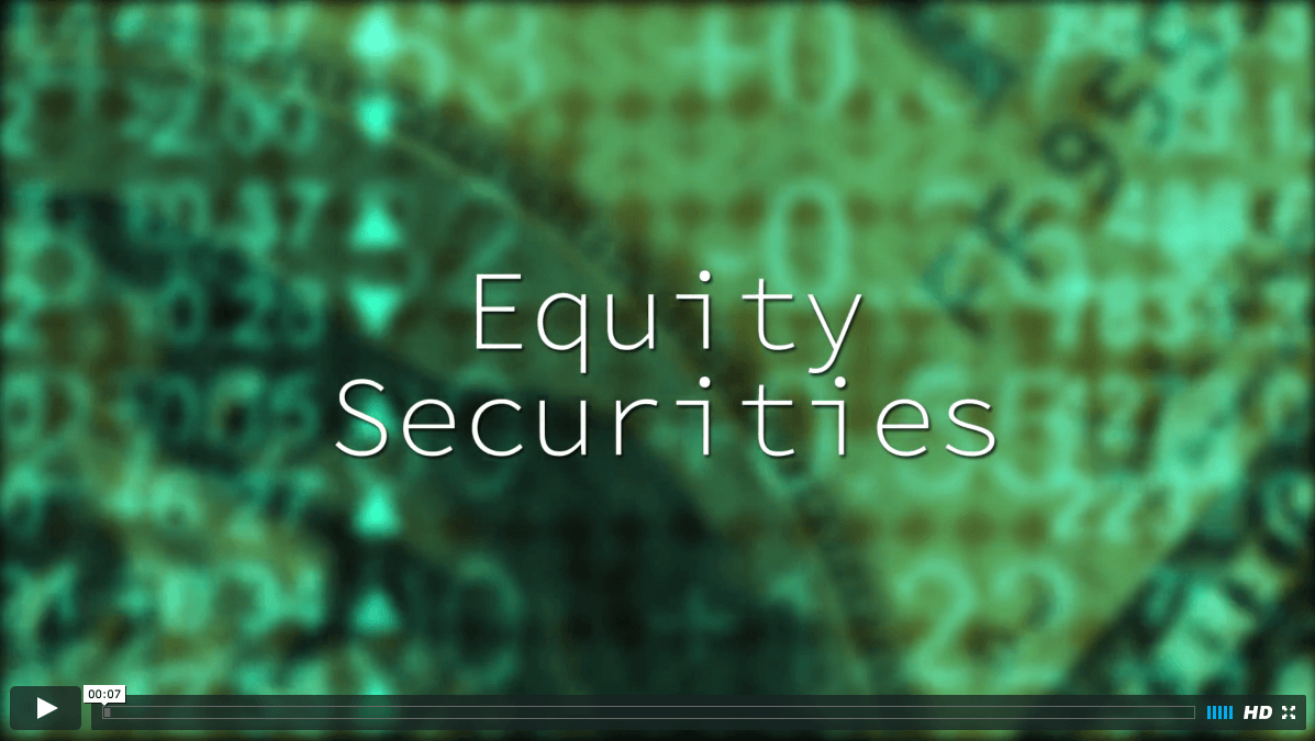 Equity Securities