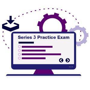 Series 3 Practice exam software