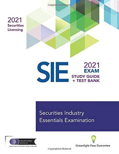 SIE Textbook 2021