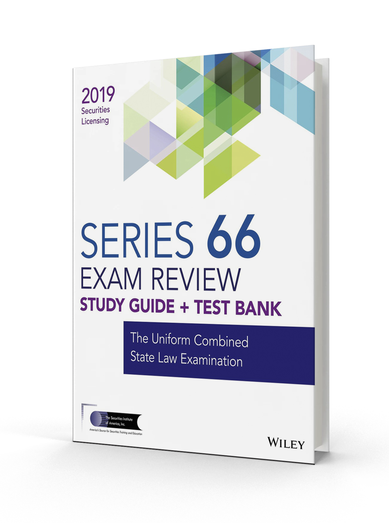 Series 66 Exam textbook and sudy guide
