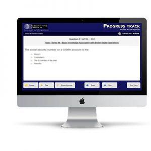 Series 4 Exam Prep Software
